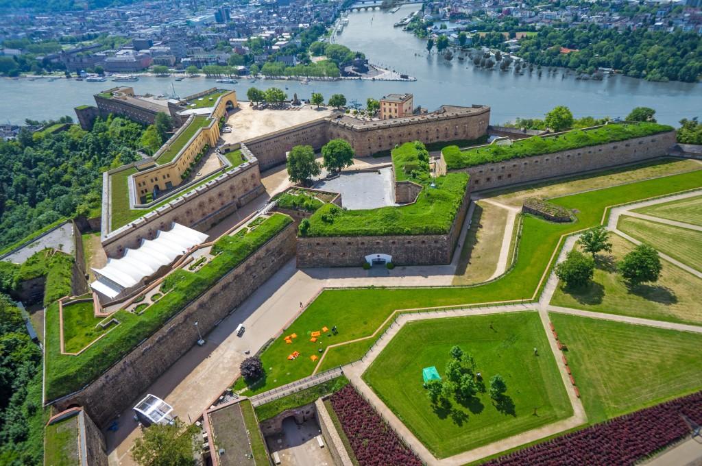 Festung Ehrenbreitstein_Festungspark bis Deutsches Eck_1_Lufthelden