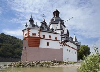Burg Pfalzgrafenstein - Foto: GDKE Rheinland-Pfalz ©