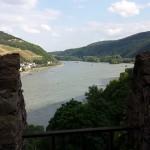 Blick in Richtung Assmannshausen