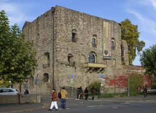 Rhein / Rüdesheim / Brömserburg / Rheingauer Weinmuseum