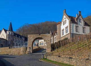 Rhein / Brohl-Lützing / Burg