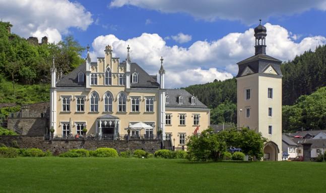Burgen & Schlösser am Romantischen Rhein – Heute: Schloss Sayn