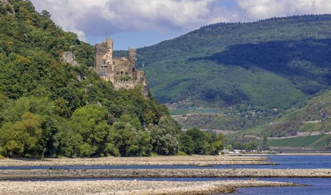 Burgen & Schlösser am Romantischen Rhein – Heute: Burg Rheinstein