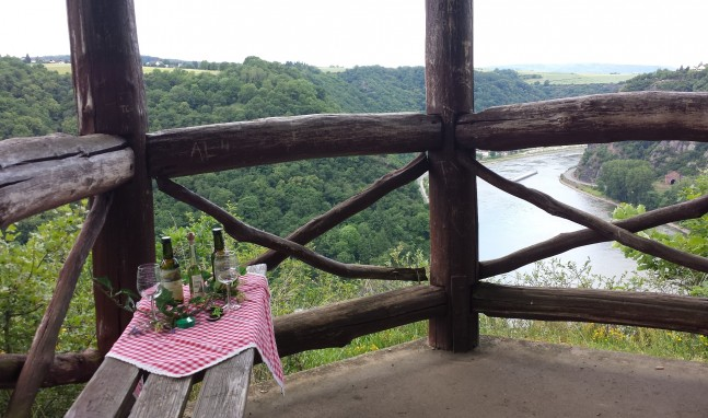 Rheinsagen I: Die Seele Deutschlands liegt im Rhein – Eine Wanderung zum Loreley-Felsen