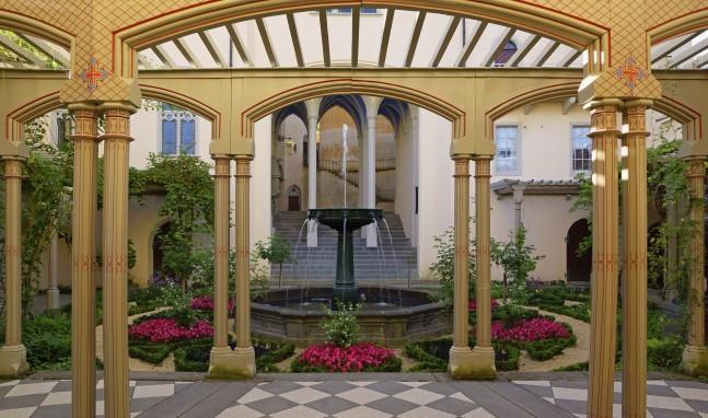 Geschichte lebendig erleben auf Schloss Stolzenfels
