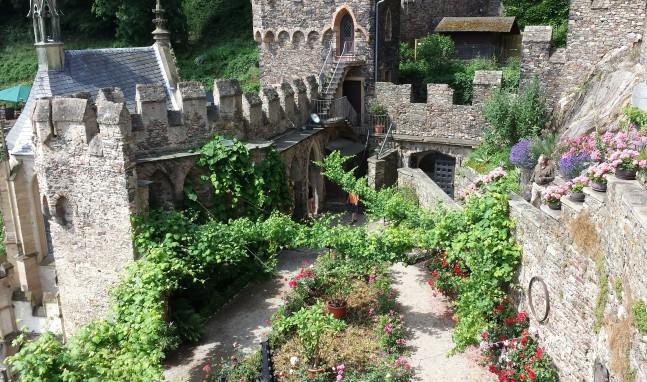 Kinderführungen auf Burg Rheinstein