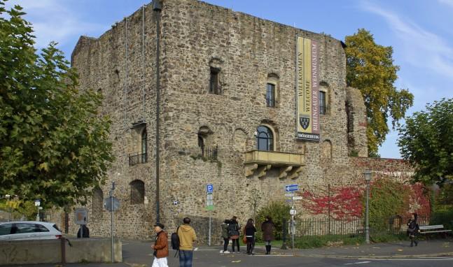 Burgen & Schlösser am Romantischen Rhein – Heute: Brömserburg
