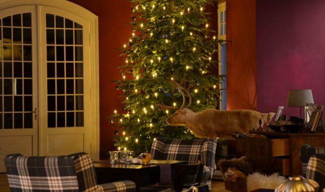 Ihre Weihnachtsfeier auf Schloss Monrepos