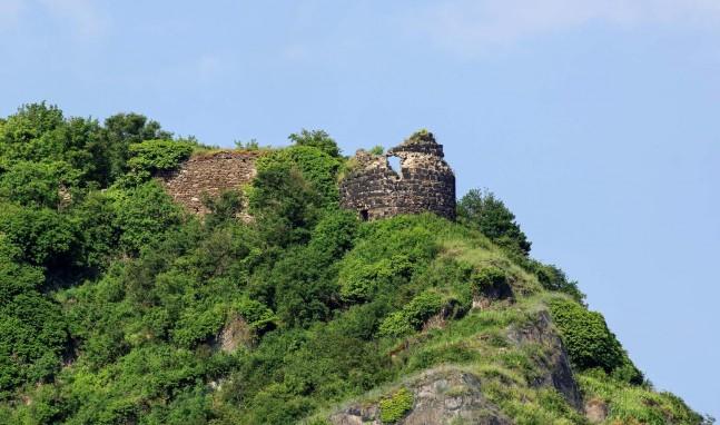Burgen & Schlösser am Romantischen Rhein – Heute: Burg Hammerstein