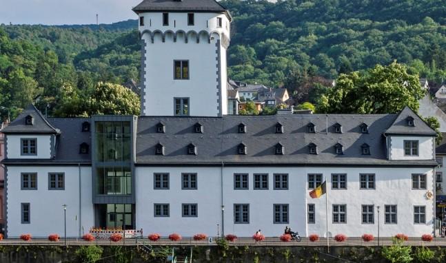 Burg Boppard erstrahlt in neuem Glanz