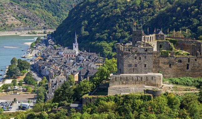 Burgen & Schlösser am Romantischen Rhein – Heute: Burg Rheinfels