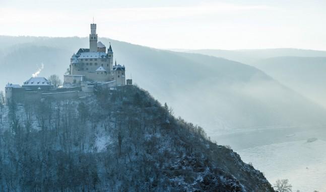 Konzertreihe: Winter auf der Marksburg