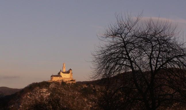 Burgen & Schlösser am Romantischen Rhein – Heute: Marksburg
