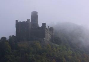 Rhein / Burg Maus