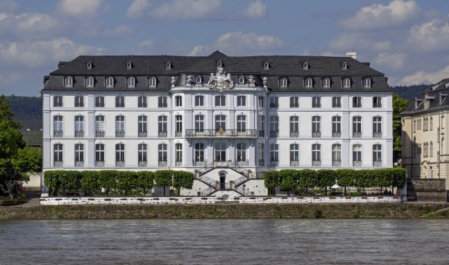 Burgen & Schlösser am Romantischen Rhein – Heute: Schloss Engers