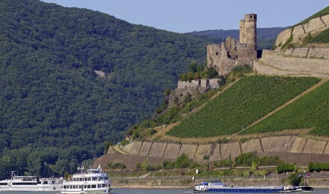 Burgen & Schlösser am Romantischen Rhein – Heute: Ruine Ehrenfels