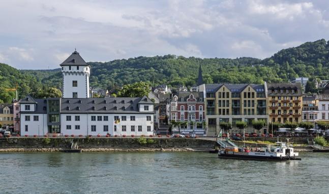 Heinrich Heine – Textcollage mit Musik in der Kurfürstlichen Burg Boppard