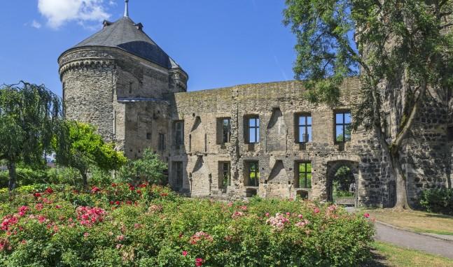 Burgen & Schlösser am Romantischen Rhein – Heute: Kurfürstliche Burg Andernach