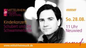 MMF PM 2016-08-28 Kinderkonzert Schubert - Neuwied-Engers - Schloss