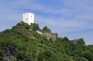 Rhein / Kamp-Bornhofen / Burg Sterrenberg