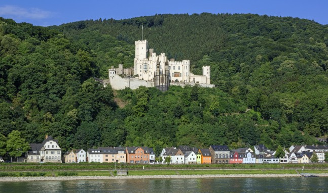 Sommerfest auf Schloss Stolzenfels am 11. September