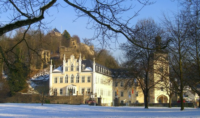 Adventszauber auf Schloss Sayn