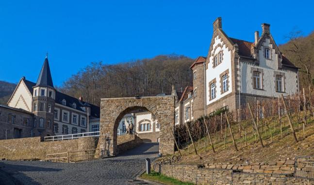Burgen & Schlösser am Romantischen Rhein – Heute: Burg Brohleck