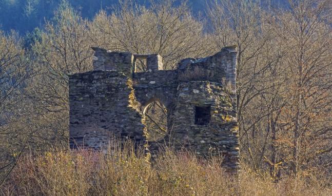 Burgen & Schlösser am Romantischen Rhein – Heute: Lauksburg