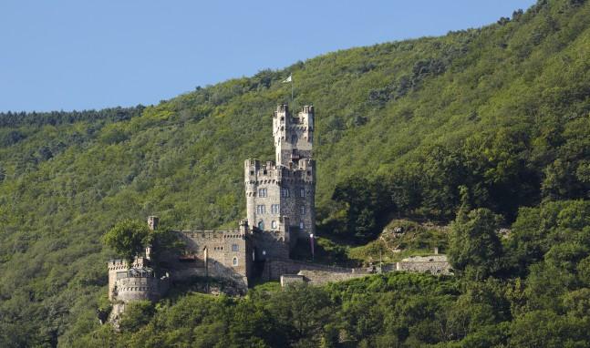 Burgen und Schlösser am Romantischen Rhein – Heute: Burg Sooneck