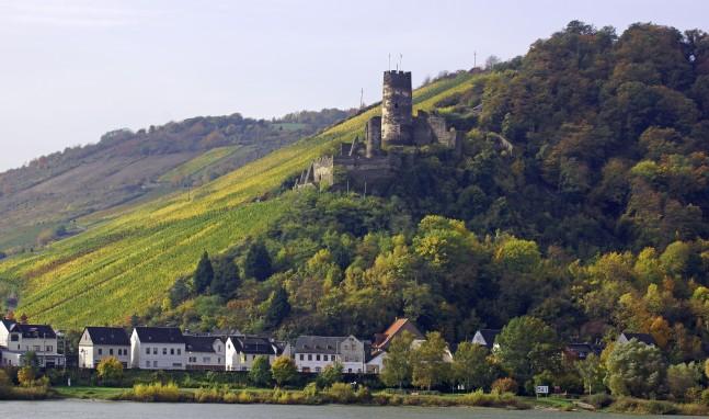Burgen & Schlösser am Romantischen Rhein – Heute: Ruine Fürstenberg
