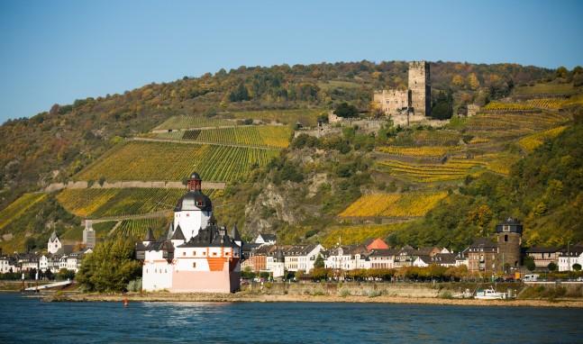 Burgen & Schlösser am Romantischen Rhein – Heute: Burg Gutenfels