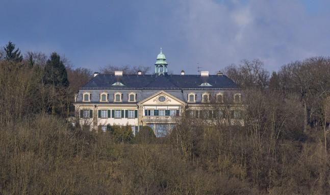 Burgen & Schlösser am Romantischen Rhein – Heute: Schloss Ernich