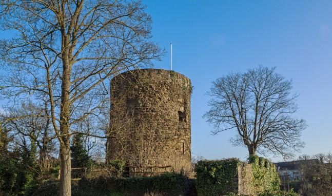 Burgen & Schlösser am Romantischen Rhein – Heute: Burg Dattenberg