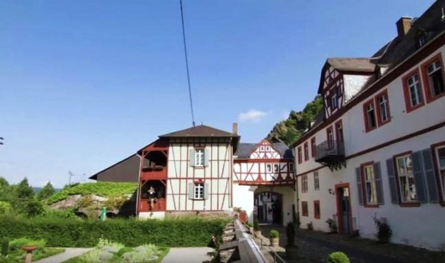 Burgen & Schlösser am Romantischen Rhein – Heute: Schloss Philippsburg