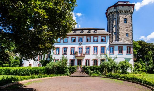 Burgen & Schlösser am Romantischen Rhein  – Heute: Schloss Martinsburg
