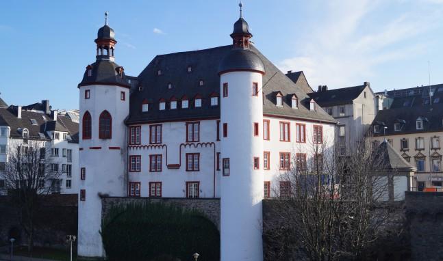 Burgen & Schlösser am Romantischen Rhein – Heute: Alte Burg Koblenz