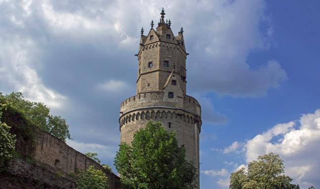Burgen & Schlösser am Romantischen Rhein – Heute: Runder Turm