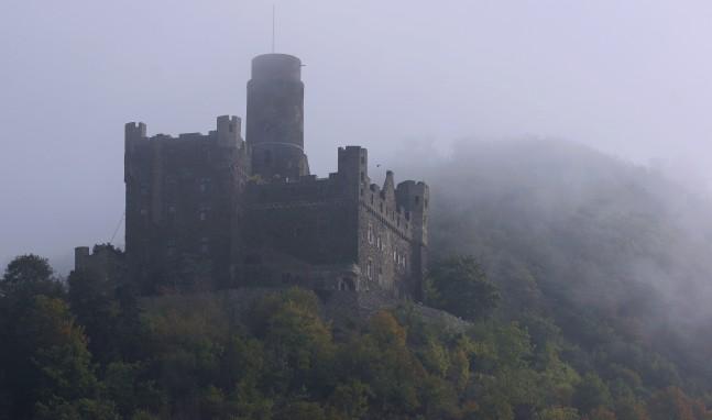 Burgen & Schlösser am Romantischen Rhein – Heute: Burg Maus