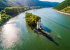 Burgen & Schlösser am Romantischen Rhein – Heute: Mäuseturm, Bingen