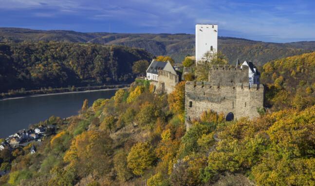 Sensationsfund auf Burg Sterrenberg