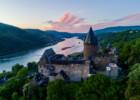 Burgen & Schlösser am Romantischen Rhein – Heute: Burg Stahleck, Bacharach