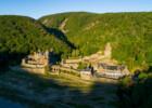 Burg Reichenstein öffnet seine Tore (leider wieder geschlossen)