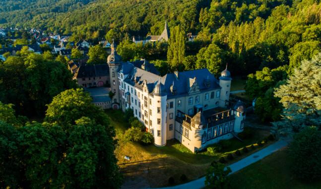 Burgen & Schlösser am Romantischen Rhein – Heute: Schloss Burg Namedy