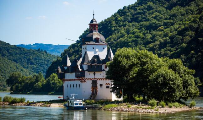 Geöffnete Burgen & Schlösser