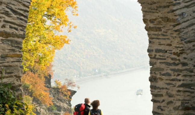 Die schönsten Wanderungen zu Burgen & Schlössern